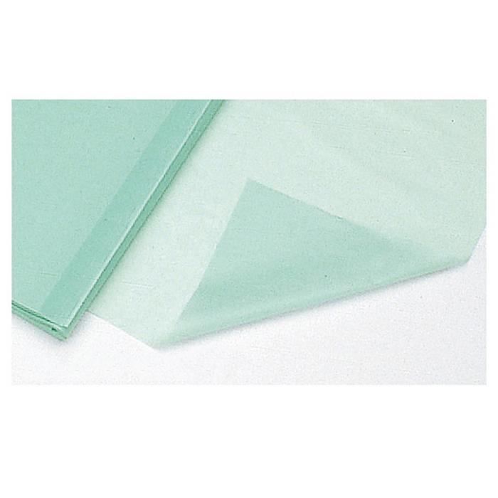 送料無料 包装紙 薄葉紙 ラッピング ギフト 薄紙 無地 半裁 緑 薄葉紙 ライトグリーン 半裁 79×54.5cm 200枚商品を保護するためのインナーラップとして最適な薄葉紙です。 また、ノベルティグッズなどをふわっと包んだり、不定形な物をラッピングするのにも最適です。包装紙 薄葉紙 ラッピング ギフト 薄紙 無地 半裁 緑