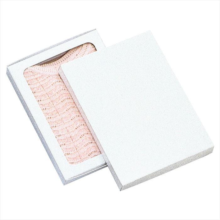 送料無料 ラッピング ギフトボックス 箱 ギフトパッケージ 蓋付き 窓付き 化粧箱 包装に手間が掛かりません 白 ギフトケース 32.2×48.2×6.5cm 新商品 無地 流行のアイテム 10枚組み立てが簡単だから