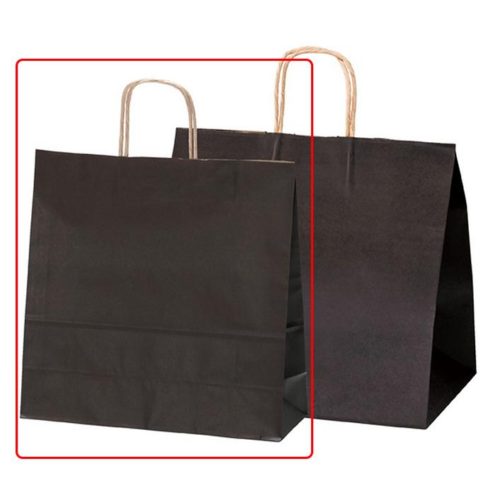 送料無料 紙袋 高級 袋 おしゃれ 業務用 手提げ ラッピング ギフト 50枚コストパフォーマンスが魅力 シーンを選ばず使いやすいと大評判です 32×11.5×31cm 上品で落ち着いたブラウンが 茶色 ブラウン 手提紙袋 商店