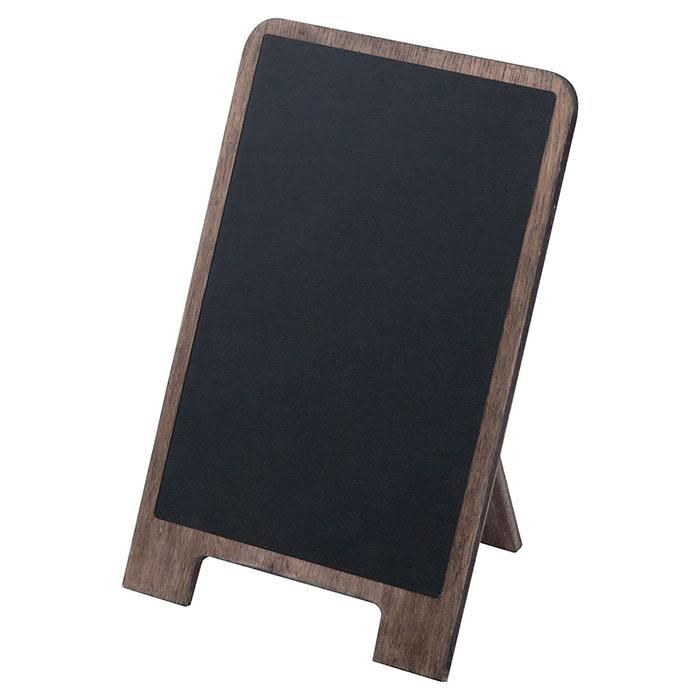 送料無料 豊富な品 飲食店向け 黒板 ミニ ブラックボード 看板 木製 ディスプレイ おしゃれ マットタイプ カフェ 黒 アンティーク卓上ブラックボード マグネットOK A5文字が見やすいツヤ消し仕上げです ミニサイズで角度調整が可能です マーカーOK チョークOK 1着でも送料無料