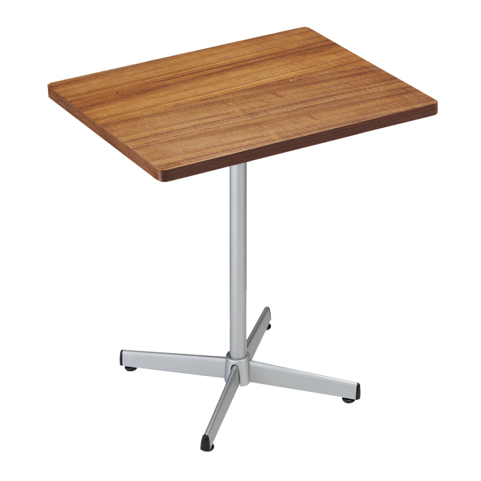 送料無料 カフェ テーブル 木製 おしゃれ テラス  カフェテーブル アカシア シルバー脚 1台ここでしか買えない!ストア・エキスプレスオリジナル商品 組み立て簡単!天板と支柱を固定して脚に差し込むだけ!カフェ テーブル 木製 おしゃれ テラス