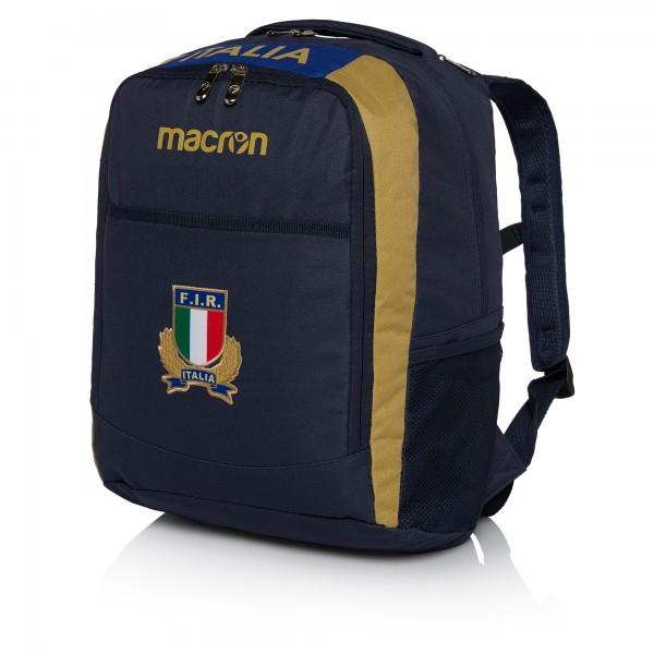 17-18 FIRイタリアラグビー チームバックパック / MACRON マクロン