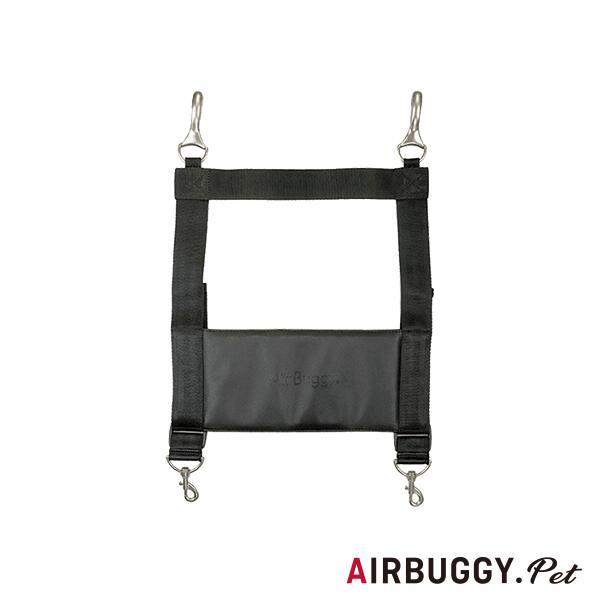 NEW!!【AIRBUGGYエアバギー】ISOFIXBELT[Black]アイソフィックスベルト安心安全運転■あす楽対応■AD0001