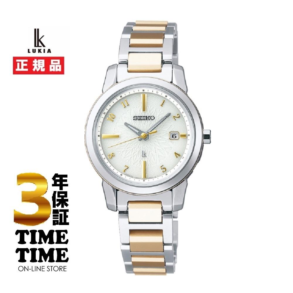 正規品 ラッピング無料 3年保証付 新色 腕時計 人気商品 2~4営業日発送 SEIKO SSQV082 ルキア Collection LUKIA セイコー 超激得SALE 安心の3年保証 I