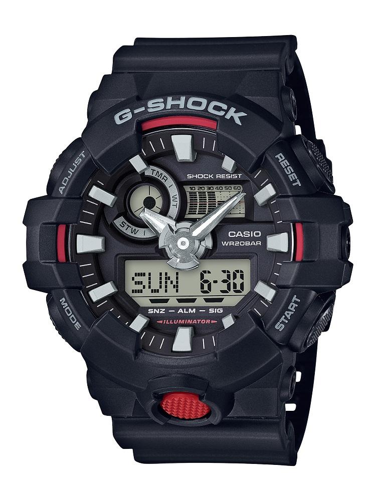 G-SHOCK Gショック GA-700-1AJF 【安心の3年保証】