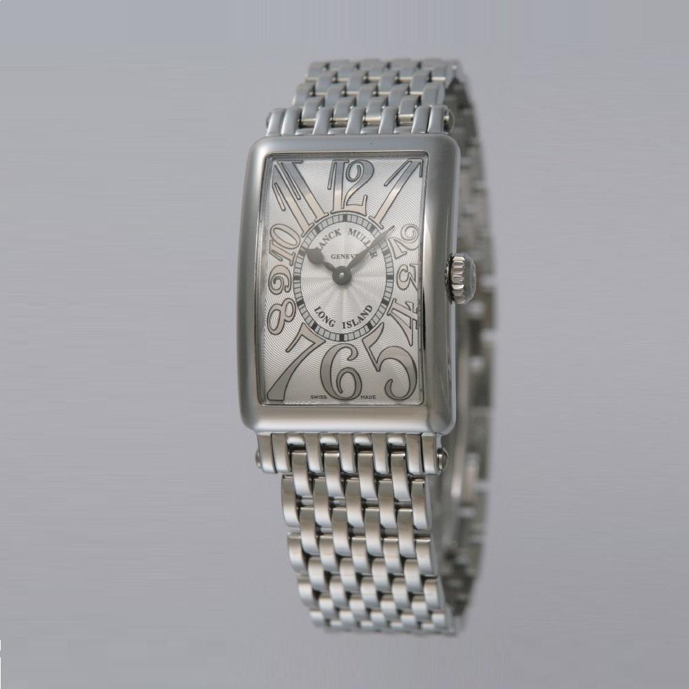 [フランクミュラー]新品・純正BOX付 FRANCK MULLER 腕時計 ロングアイランド レリーフ 902QZ レディース 【並行輸入品・1年保証】