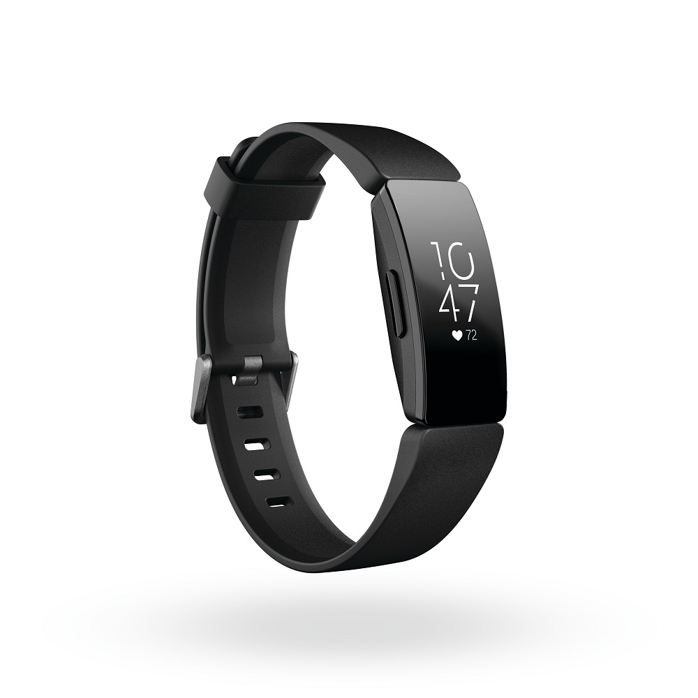 fitbit Inspire HR フィットビット インスパイアHR FB413BKBK-FRCJK 【安心のメーカー1年保証】スマートウォッチ ウェアラブル 心拍数 健康