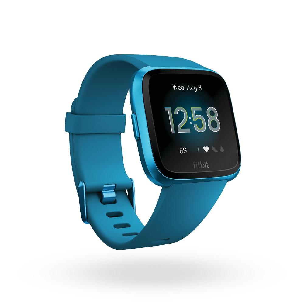 在庫あります!Fitbit Versa Lite フィットビット ヴァーサ ライト FB415BUBU-FRCJK 【安心のメーカー1年保証】スマートウォッチ ウェアラブル 心拍数 健康