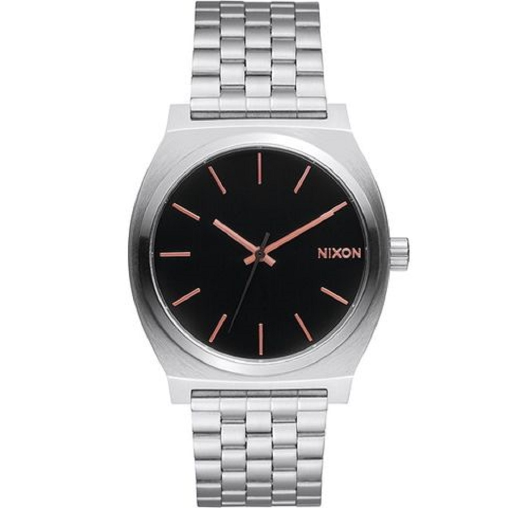 NIXON ニクソン TIMETELLER GRAY/ROSE GOLD NA0452064-00 【安心の3年保証】