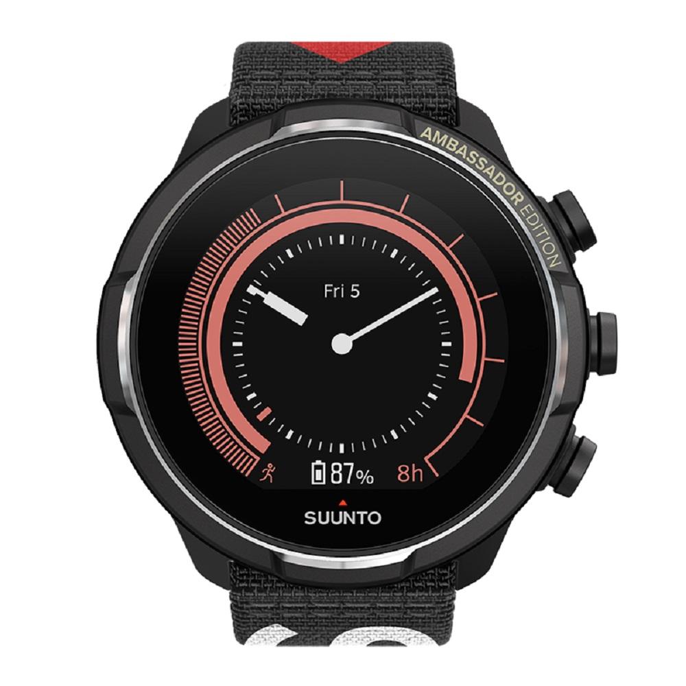 SUUNTO スント SUUNTO 9 BARO Titanium Ambassador Edition SS050438000 【安心のメーカー2年保証】スマートウォッチ ウェアラブル 心拍数