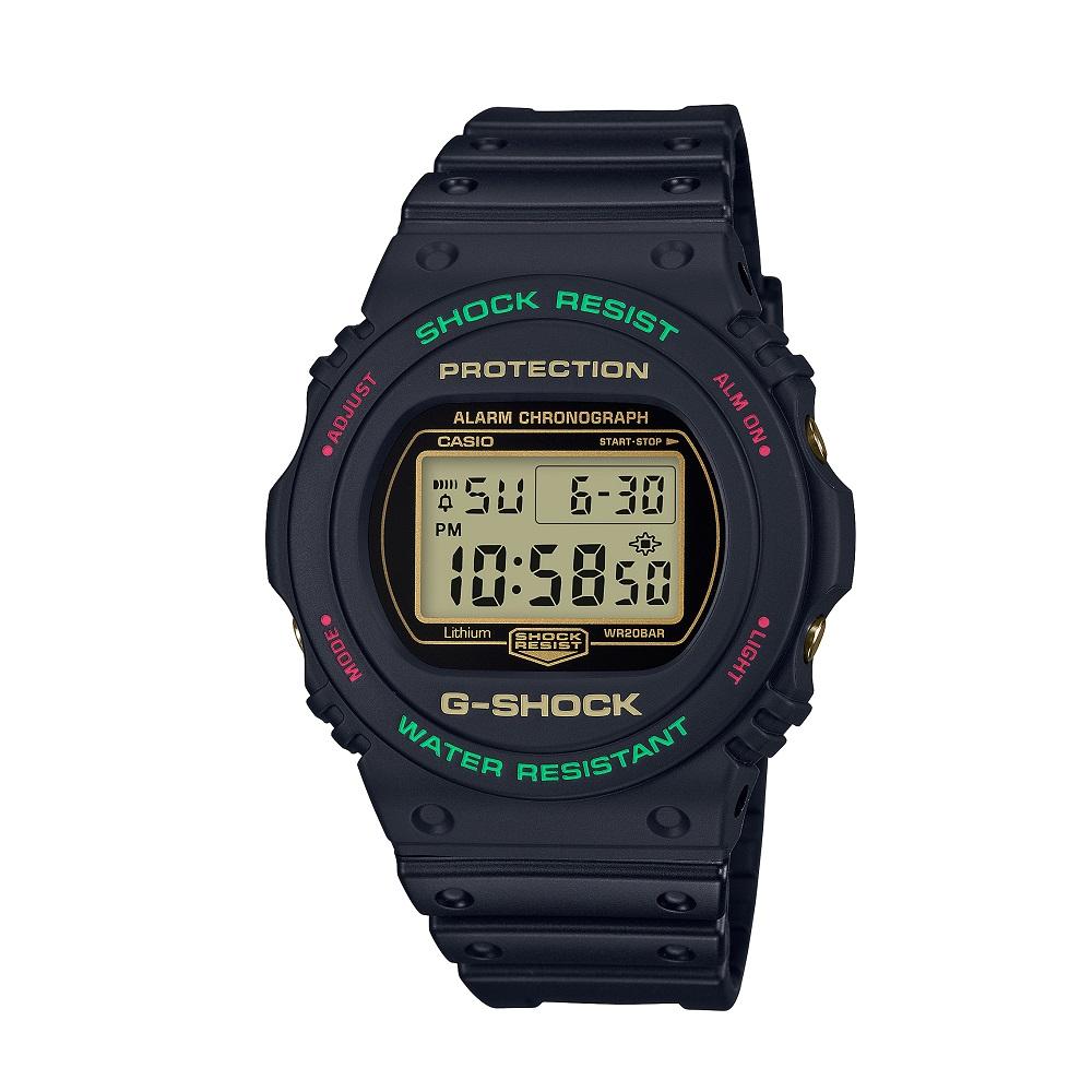 G-SHOCK Gショック Throwback 1990s DW-5700TH-1JF 【安心の3年保証】