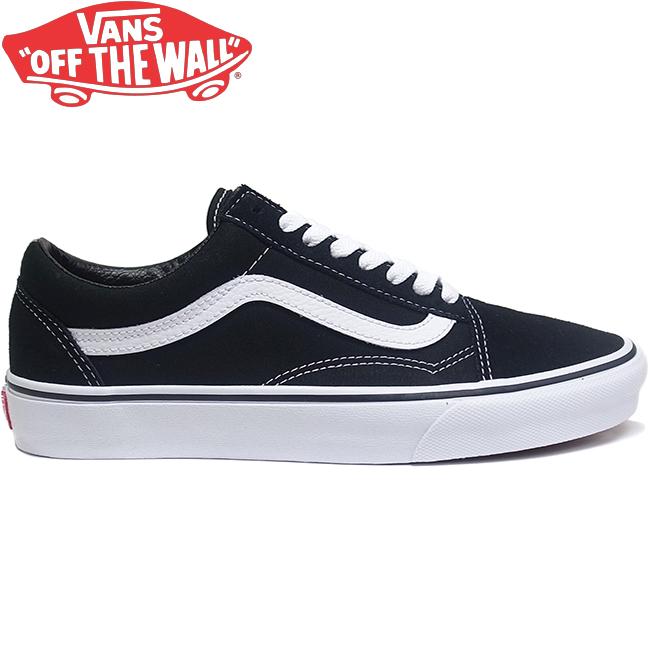 【VANS】OLD SKOOL SKATEBOARD SHOES(BLACK/WHITE)(バンズ オールドスクール スケートボード スケボー シューズ スニーカー ブラック/ホワイト)19s/