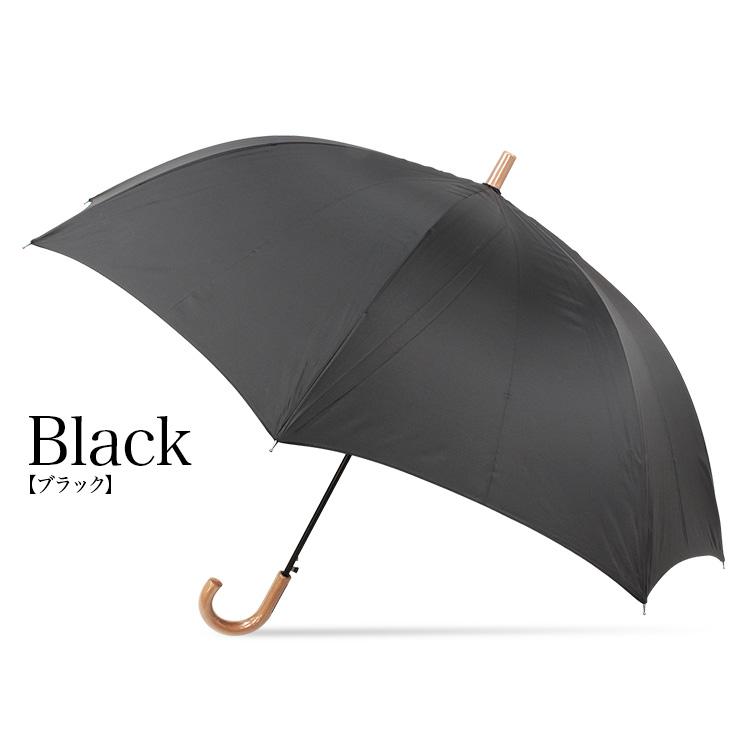 【ポイント10倍】傘 メンズ【大きい傘 長傘 雨傘 紳士傘 ワンタッチ ジャンプ傘 かさ カサ ロング 男性用 父の日 ギフト】