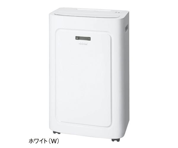 トヨトミ 冷暖房スポットエアコンTAD-22KW-W