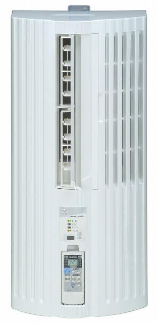 供TOYOTOMI冷气专用的窗使用的空调YW-A18K《箱子污垢品》★