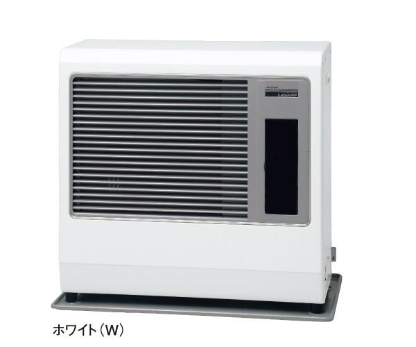 【送料無料】【カードOK】トヨトミFF式石油ストーブ温風タイプ 油タンク別置き FF-9601-W(ホワイト) ☆沖縄・離島地域は送料の追加を頂きます☆