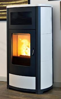 Pellet Stove Club WT( Body Color Made In Italian MCZ Company: It Is The ...