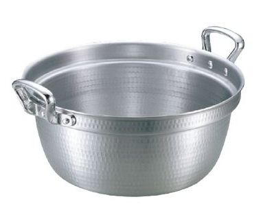 【2160円以上送料無料】アカオアルミ 料理鍋 45cm