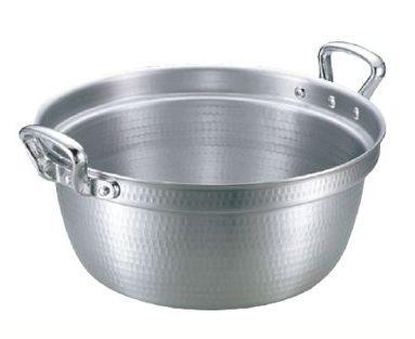 【2160円以上送料無料】アカオアルミ 料理鍋 48cm