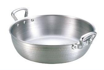 【2160円以上送料無料】アカオアルミ アルミ揚げ鍋 39cm