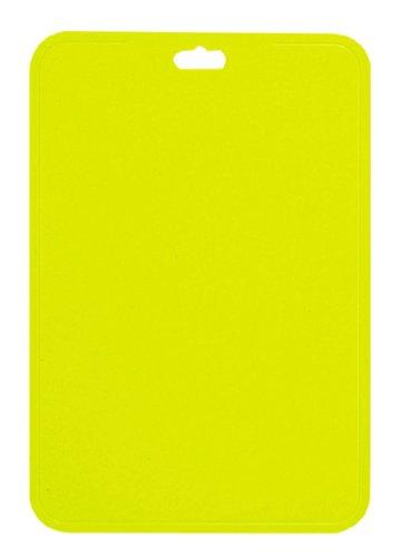 Ag抗菌加工 時間指定不可 薄くて使いやすいカラフルまな板 2160円以上送料無料 パール金属 日本製 ちょっと大きめAg抗菌食洗機対応まな板 公式サイト イエローB Colors C-1651