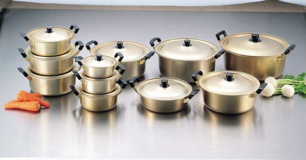 耐久性に優れた本蓚酸加工のお鍋 2160円以上送料無料 パール金属 本蓚酸アルミ浅型両手鍋24cm 里味 H-5319 現品 AL完売しました。