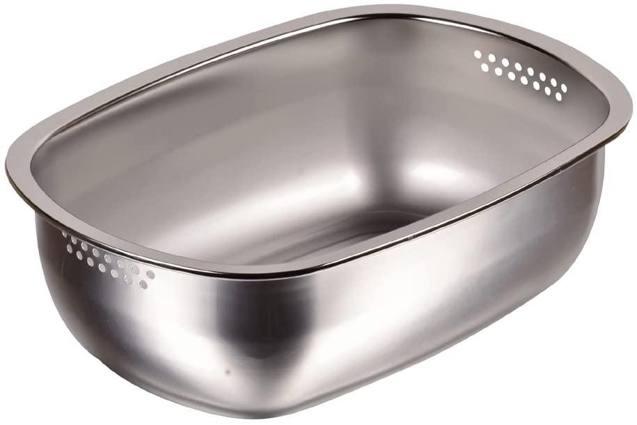 日本製の水廻りシリーズ 2160円以上送料無料 パール金属 配送員設置送料無料 至上 日本製の小判型洗桶 HB-1651