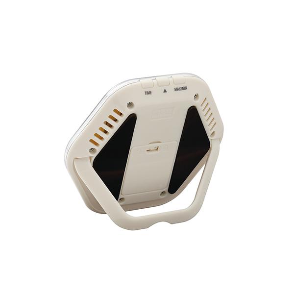 【メール便】タニタ TT573IV デジタル温湿度計 アイボリー
