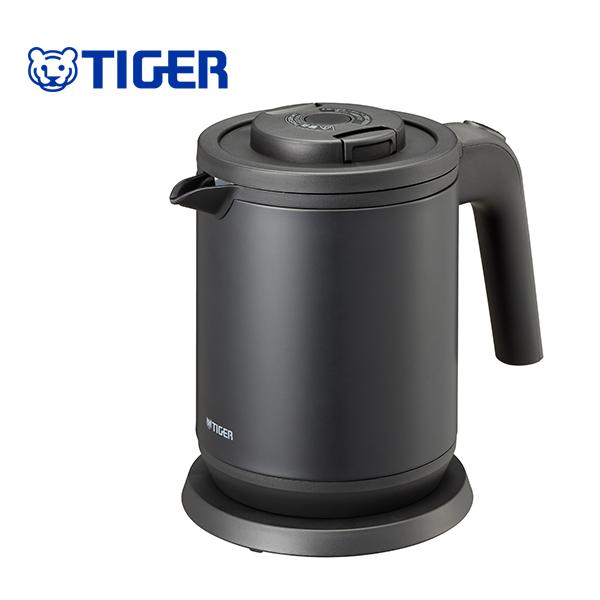 【送料無料】タイガー魔法瓶 PCK-A080 KM 電気ケトル マットブラック