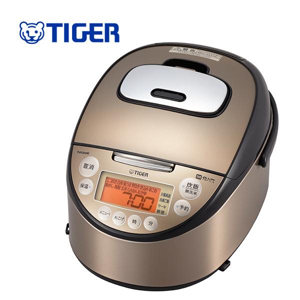 【送料無料】タイガー魔法瓶 JKT-J102 TP IH炊飯ジャー パールブラウン