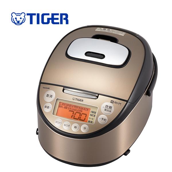 【送料無料】タイガー魔法瓶 JKT-J182 TP IH炊飯ジャー パールブラウン