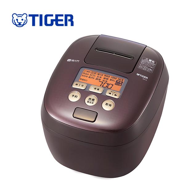 【送料無料】タイガー魔法瓶 JPC-H100 TP 圧力IH炊飯ジャー ディープブラウン