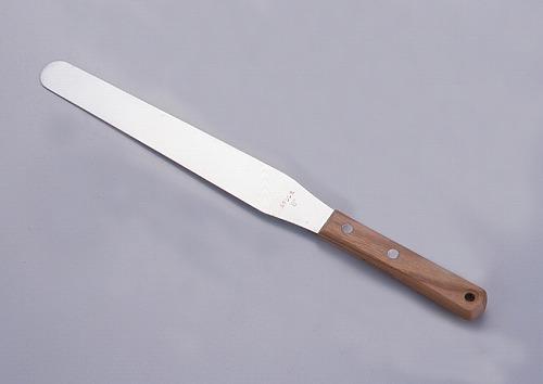 薄くて弾力のあるパレットナイフ 授与 正規品 2160円以上送料無料 タイガークラウン パレットナイフ8寸 1049