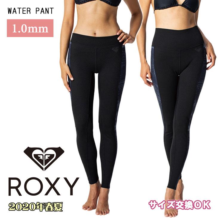 20 ROXY ロキシー ボードパンツ ロングパンツ 1.0 WATER PANT ウエットスーツ ウェットスーツ 1ミリ バリュー 春夏用 レディースモデル 2020年 品番 RWT201911 日本正規品