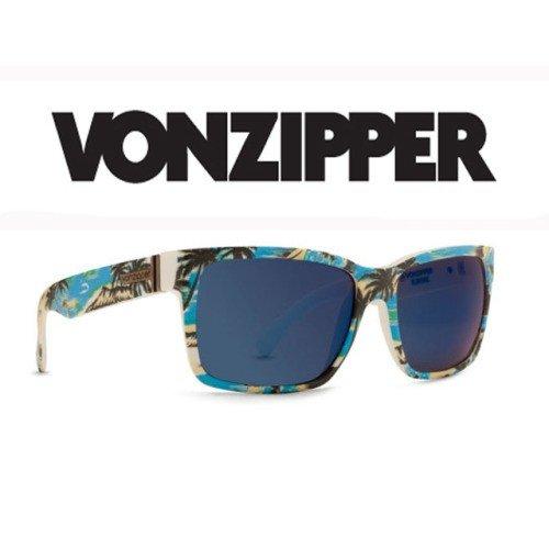 VONZIPPER ボンジッパー サングラス ELMORE エルモア 品番AD217-033 2013年 GNARR-WAIIAN BLUカラー 日本正規代理店