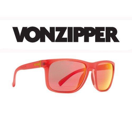 VONZIPPER ボンジッパー サングラス LO MAX ロマックス SpaceGlaze スペースグレーズ 2013年 プロショップ限定モデル 品番AD217-030 REDカラー 日本正規代理店