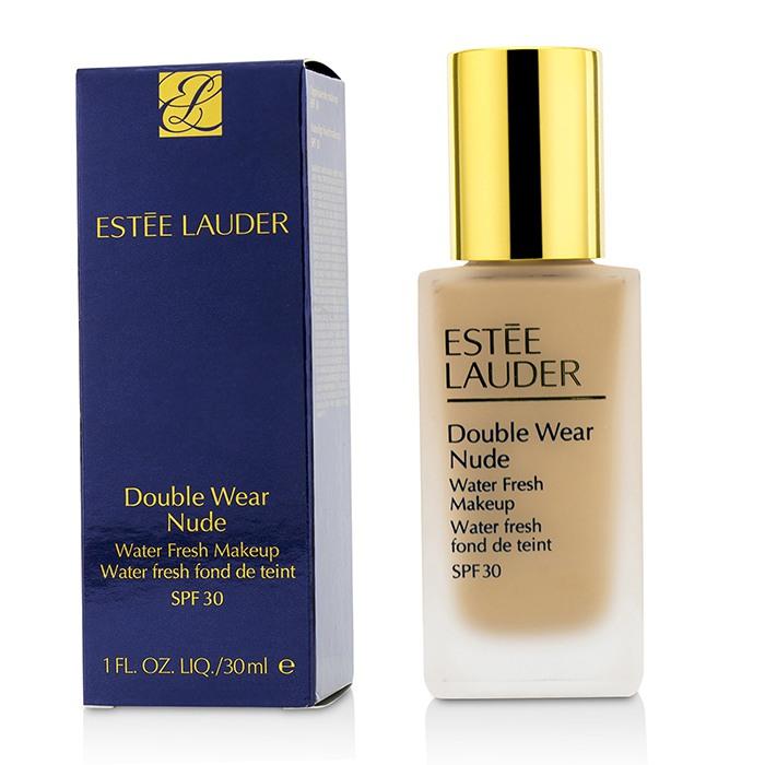 エスティ ローダー Estee Lauder ダブル ウェア ヌード ウォータ フレッシュ メークアップ SPF 30 - # 2C2 Pale Almond 30ml/1oz 【海外直送】