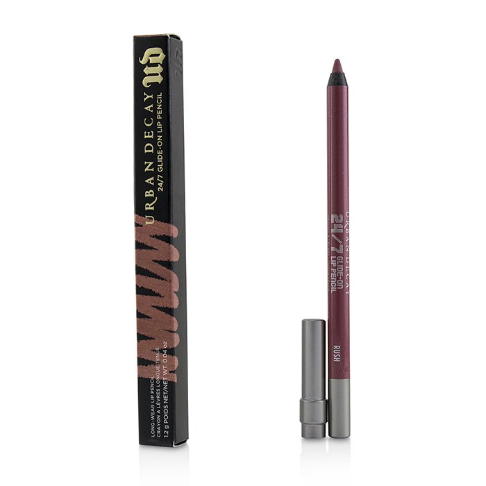アーバンディケイ Urban Decay24/7 Glide On Lip Pencil - Rush1.2g/0.04oz【海外直送】