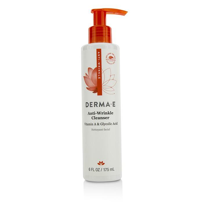 洗顔料 ダーマ E 格安 価格でご提供いたします Derma アンチ-リンクル 175ml 割引も実施中 海外直送 クレンザー 6oz