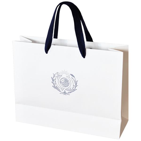 日本正規代理店品 安全 オリジナル紙袋