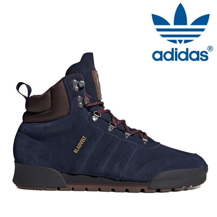 アディダス JAKE ブーツ 2.0 スケート スケシュー adidas skate EE6207 ネイビー