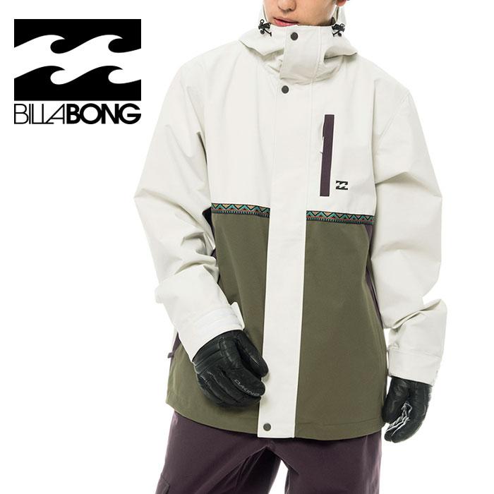 BILLABONG AJ01M761 メンズスノージャケット スノボ TRIBAL JACKET スノーウェア スノボジャケット