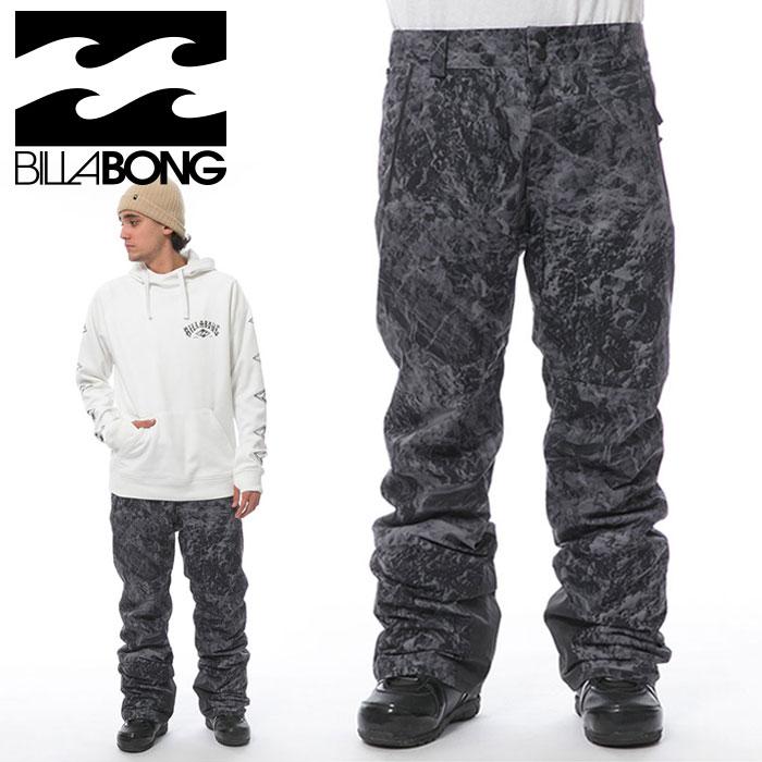 ビラボン スノーボード用パンツ スキーパンツ メンズ スノーパンツ スノボパンツ BILLABONG AI01M701
