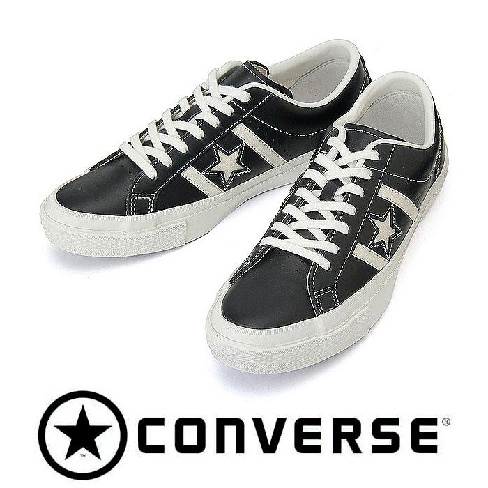 CONVERSE STAR&BARS LEATHER コンバース スター&バーズ メンズスニーカー レディースシューズ 1CK135