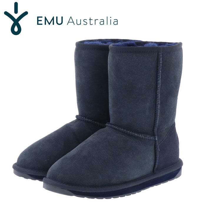 エミュー スティンガー ロー emu レディース ムートンブーツ シープスキン emu W10002
