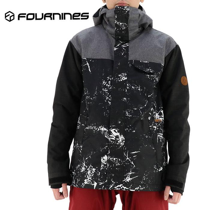 スノーボードウエア レディース メンズ フォーナインズ スノボーウェア スノボジャケット FOURNINES