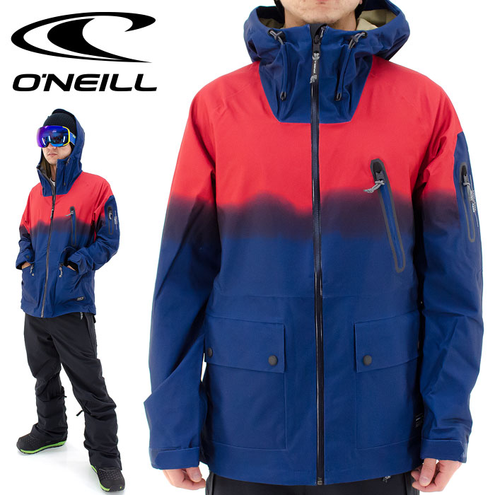 オニール スノーウェア 646100 スキーウェア スノーボードジャケット メンズ スノボジャケット O'NEILL