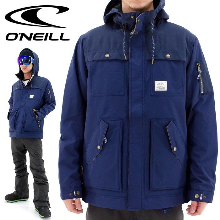 オニール スノーウェア ONEILL スノボーウェア メンズアウター 646111