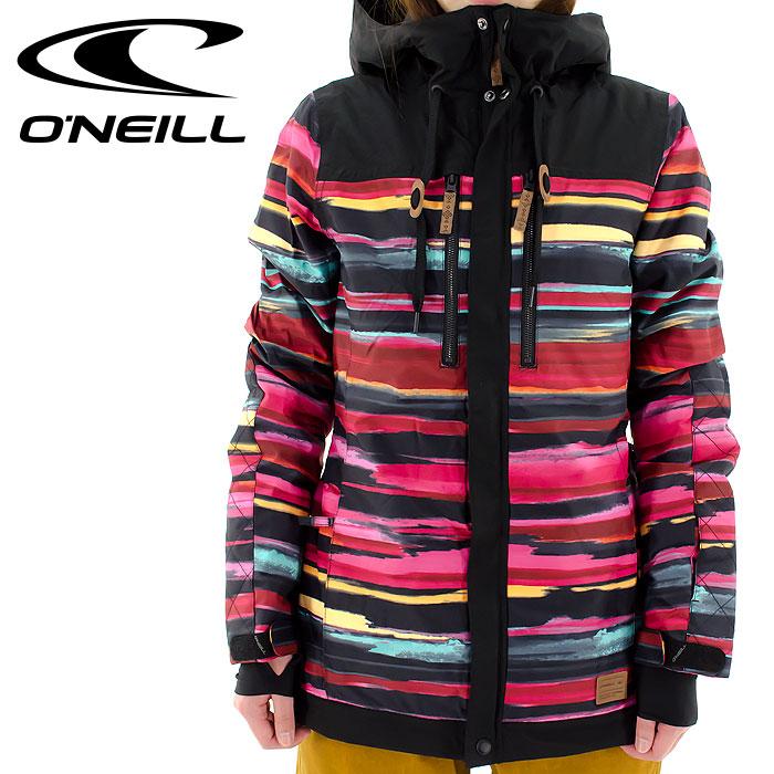 ONEILL スノージャケット 685103 スノボウェア レディス スノボージャケット オニール スノーボードウェア