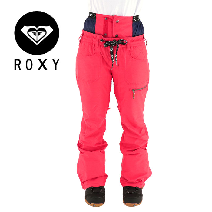 ロキシー スノーパンツ スキーパンツ レディース スノボパンツ ピンク 人気ブランド ROXY ERJTP03053 スノボーパンツ シンプル 国内正規品 通販 販売 即納 人気 お買い得 おすすめ ウェア ウエア ガールズ 女の子 女性用